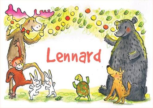 lennard-voorkant-font