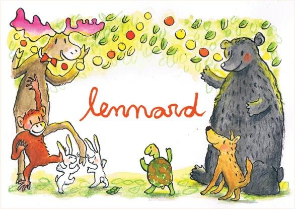 lennard-voorkant-handgeschreven