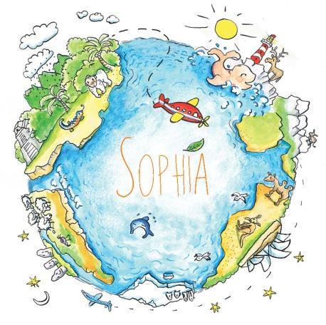 sophia-voorkant-australie