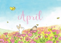 April-roze