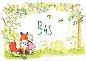 Bas-voorkant-meisje